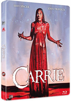 Carrie: Scary Metal Collection: Limited Edition (Blu-ray-GR)(SteelBook)