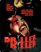 Driller Killer: Limited Edition (Blu-ray/DVD)(SteelBook)