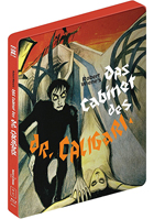 Das Cabinet Des Dr. Caligari: The Masters Of Cinema Series: Limited Edition (Blu-ray-UK/DVD:PAL-UK)(SteelBook)