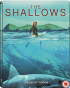 Shallows: Limited Edition (Blu-ray-UK)(SteelBook)