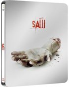 Saw: Limited Edition (Blu-ray-UK)(SteelBook)