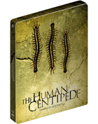 Human Centipede: The Complete Sequence: Limited Edition (Blu-ray-UK)(SteelBook)
