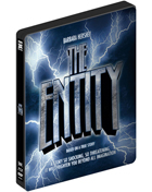 Entity: Limited Edition (Blu-ray-UK)(SteelBook)
