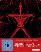 Blair Witch / Blair Witch Project: Limited Edition (Blu-ray-GR)(SteelBook)