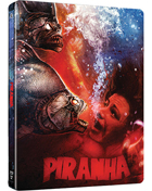 Piranha: Limited Edition (Blu-ray-UK)(SteelBook)