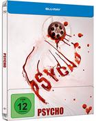 Psycho: Limited Edition (Blu-ray-GR)(SteelBook)