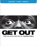 Get Out: Limited Edition (Blu-ray/DVD)(SteelBook)