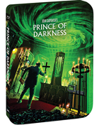 Prince Of Darkness: Collector's Limited Edition (Blu-ray)(SteelBook)