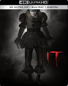 It: Limited Edition (2017)(4K Ultra HD/Blu-ray)(SteelBook)