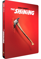 Shining: Limited Edition (Blu-ray-FR)(SteelBook)