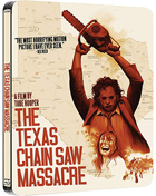Texas Chain Saw Massacre: 40th Anniversary Limited Edition (Blu-ray)(SteelBook)