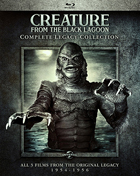 Creature From The Black Lagoon: The Complete Legacy Collection (Blu-ray)