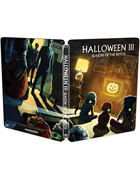 Halloween III: Season Of The Witch: Collector's Limited Edition (Blu-ray)(SteelBook)