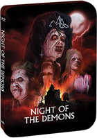 Night Of The Demons: Collector's Limited Edition (Blu-ray/DVD)(SteelBook)