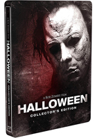 Rob Zombie's Halloween: 2-Disc Unrated Collector's Edition (Blu-ray)(SteelBook)