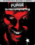 Purge: Limited Edition (2013)(4K Ultra HD/Blu-ray)(SteelBook)