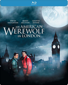 American Werewolf In London: Restored Edition: Limited Edition (Blu-ray)(SteelBook)