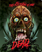 Return Of The Living Dead: Halloween Face Limited Edition (Blu-ray)(SteelBook)