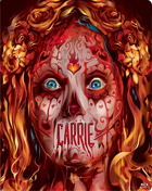 Carrie: Halloween Face Limited Edition (Blu-ray)(SteelBook)
