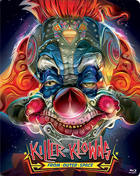 Killer Klowns From Outer Space: Halloween Face Limited Edition (Blu-ray)(SteelBook)