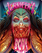 Jennifer's Body: Halloween Face Limited Edition (Blu-ray)(SteelBook)