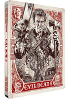Evil Dead 2: Limited Edition (Blu-ray-FR)(SteelBook)