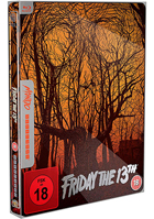 Friday The 13th: Mondo Limited Edition (Blu-ray-IT)(SteelBook)