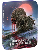 Humanoids From The Deep: Limited Edition (Blu-ray)(SteelBook)