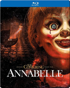 Annabelle: Limited Edition (Blu-ray)(SteelBook)