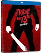 Friday The 13th: Killer Cut: Limited Edition (2009)(Blu-ray)(SteelBook)