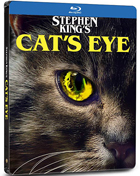 Cat's Eye: Limited Edition (Blu-ray)(SteelBook)