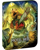 Motel Hell: Limited Edition (Blu-ray)(SteelBook)