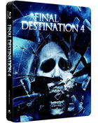 Final Destination: Limited Edition (Blu-ray-GR)(Steelbook)