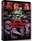 Basket Case: The Trilogy: Limited Edition (Blu-ray-UK)(Steelbook)