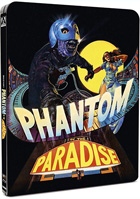 Phantom Of The Paradise: Limited Edition (Blu-ray-UK)(Steelbook)