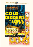Gold Diggers Of 1933: Warner Archive Collection