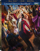 Greatest Showman: Limited Edition (Blu-ray/DVD)(SteelBook)