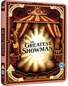 Greatest Showman: Limited Edition (Blu-ray-UK/DVD:PAL-UK)(SteelBook)