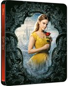 Beauty And The Beast: Limited Edition (2017)(4K Ultra HD/Blu-ray)(SteelBook)