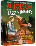 Jazz Singer: Limited Edition (Blu-ray-UK)(Steelbook)