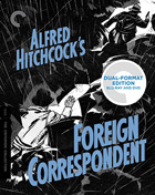 Foreign Correspondent: Criterion Collection (Blu-ray/DVD)