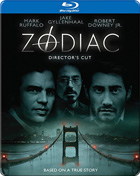 Zodiac: Director's Cut (Blu-ray)(SteelBook)