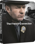 French Connection: Limited Edition (Blu-ray-UK)(Steelbook)