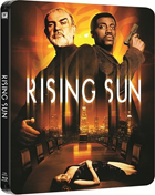 Rising Sun: Limited Edition (Blu-ray-UK)(Steelbook)