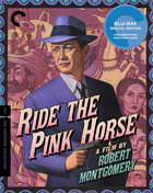 Ride The Pink Horse: Criterion Collection (Blu-ray)