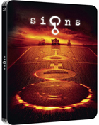 Signs: Limited Edition (Blu-ray-UK)(SteelBook)