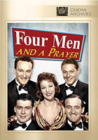 Four Men And A Prayer: Fox Cinema Archives