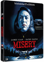 Misery: Scary Metal Collection: Limited Edition (Blu-ray-GR)(SteelBook)