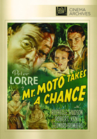 Mr. Moto Takes A Chance: Fox Cinema Archives