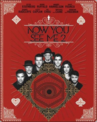 Now You See Me 2: Limited Edition (Blu-ray/DVD)(SteelBook)